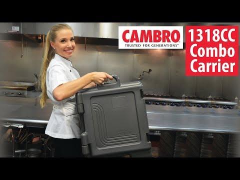 Cambro 1318CC Transporter