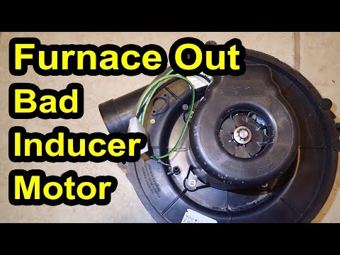 Top 8 Inducer Motor Noise Problems On A Gas Furnace
