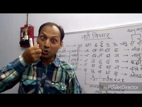 PHONETICS /ALPHABET KA YE RAHASY KYA AAP JANTE HAI ? (वर्ण विचार) , BY DR DHANURDHAR JHA