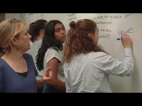 Academics at Asheville School
