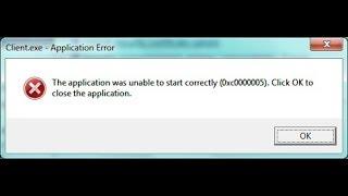 arma 3 0xc0000005 status_access_violation