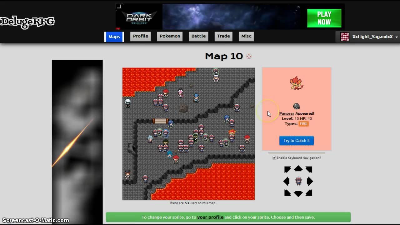 PC RPG BAIXAR DELUGE POKEMON PARA