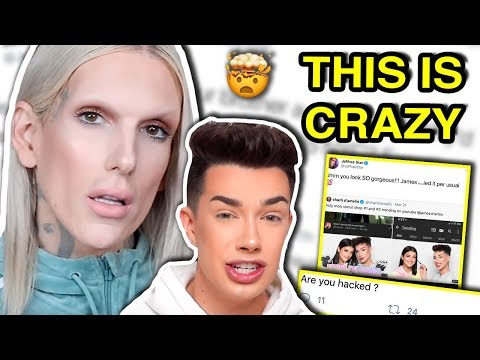 JEFFREE STAR ADDRESSES JAMES CHARLES (WEEKLY TEACAP)