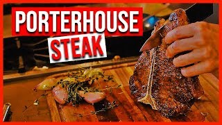 How to cook Porterhouse Steak (6 Step Guide)