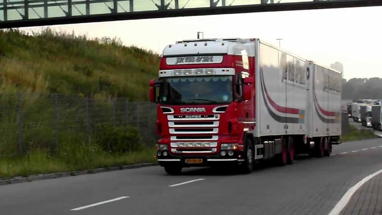 J.P Vis & ZN/ (euro-pa-trucks.de) - YouTube