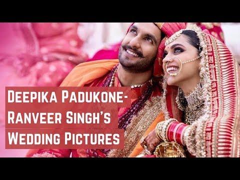 Deepika Padukone - Ranveer Singh's Wedding Pictures