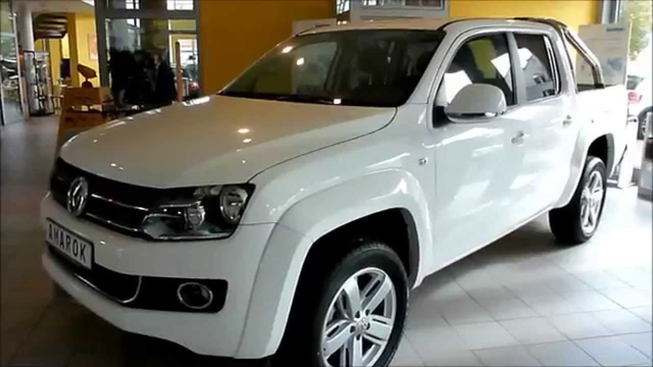 Vw Amarok 2 0 Tdi 4x4 Turbosel Pick Up See Also Playlist
