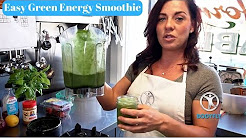 Easy Green Energy Smoothie