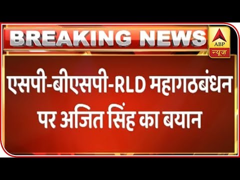 Ajit Singh On SP,BSP, RLD Alliance: Discussion On Seat Sharing Yet To Happen | ABP News