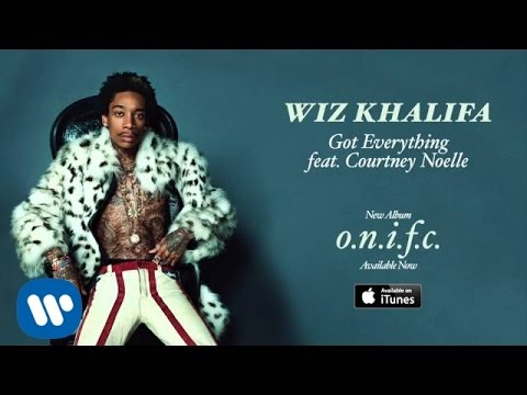 Wiz Khalifa - Got Everything Feat. Courtney Noelle [Official Audio]
