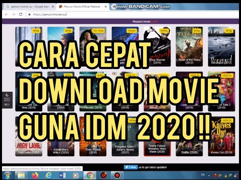 cara-pantas-download-movie-pakai-idm-(-pencuri-movie-icu-)
