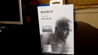 The Most Underrated Wireless Headphones?- Sony MDR- XB80BS Review!