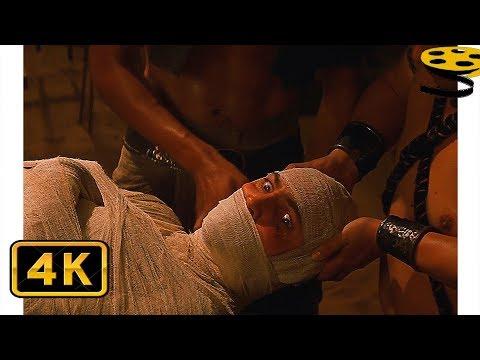 Мумификация Имхотепа | Мумия(1999) HD