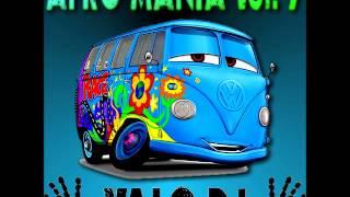 anteprima AFRO MANIA vol. 7 - VALO DJ