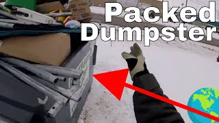 Dumpster Diving and Curb Scrapping for FUN
