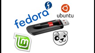 How To Install Any Linux Distribution to a USB Flash Drive