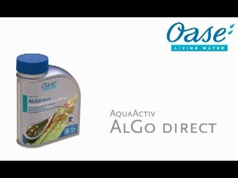Oase Teichpflege Algen Bekampfen Aquaactiv Algo Direct