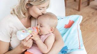 Сочетание грудного вскармливания и кормления из бутылочки_Урок №2_Кормление и питание