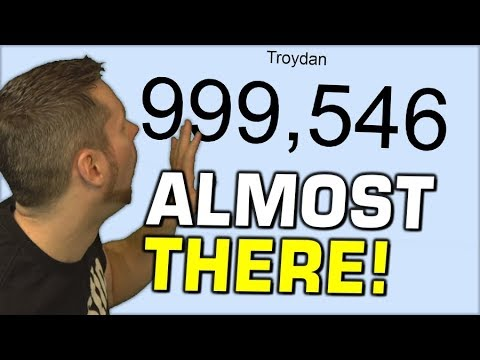 1 MILLION YOUTUBE SUBSCRIBER STREAM! GIVEAWAYS!