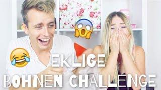BABYWINDEL oder KOKOSNUSS ?! Eklige Bohnen Challenge | Julienco