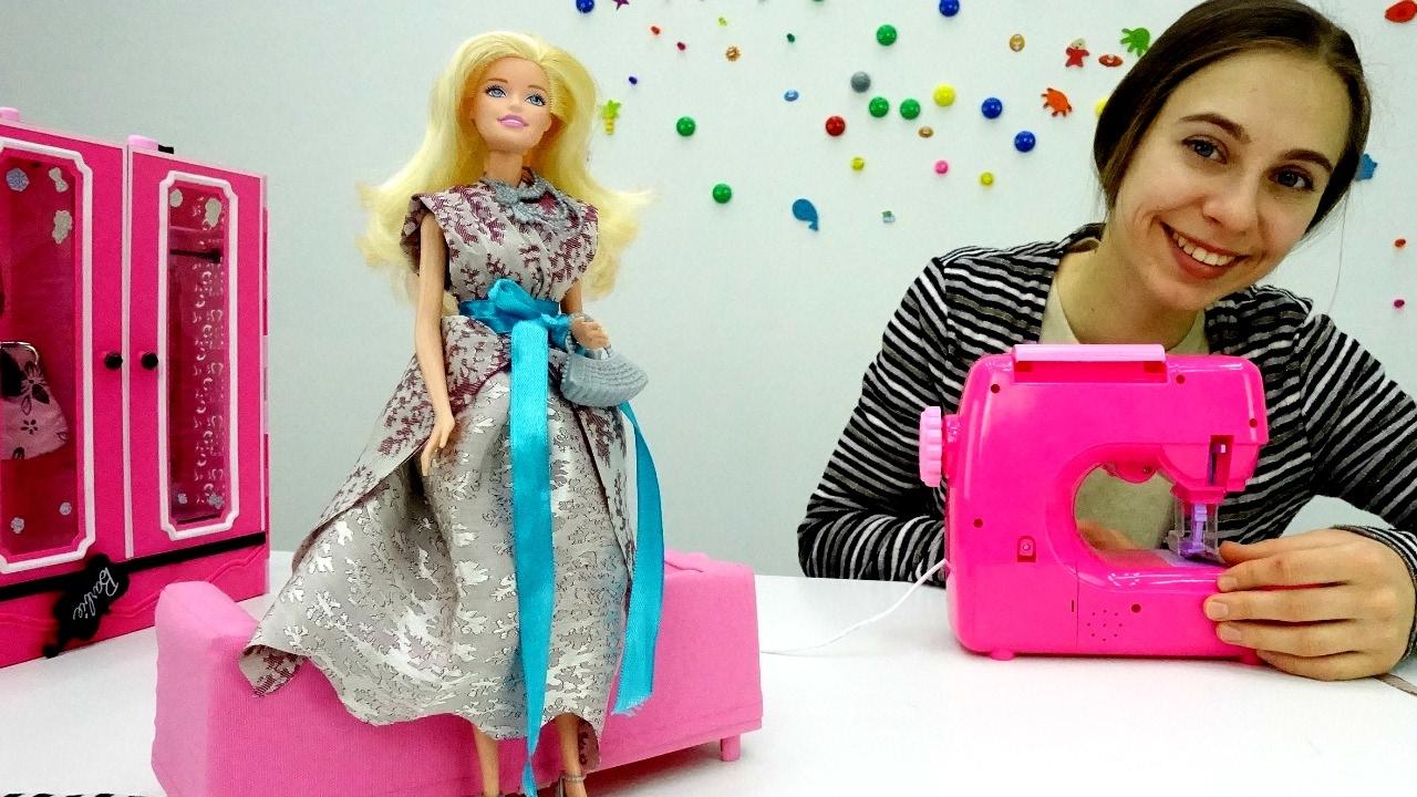 Одевалка Платья для Куклы 12