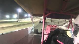 Hilary Ward Fulton Speedway 8/3/2013