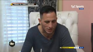 Migliore habló de su pelea con Riquelme y la cárcel con El Pepo