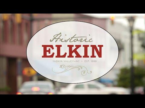 "Elkin, North Carolina, ""Home"""