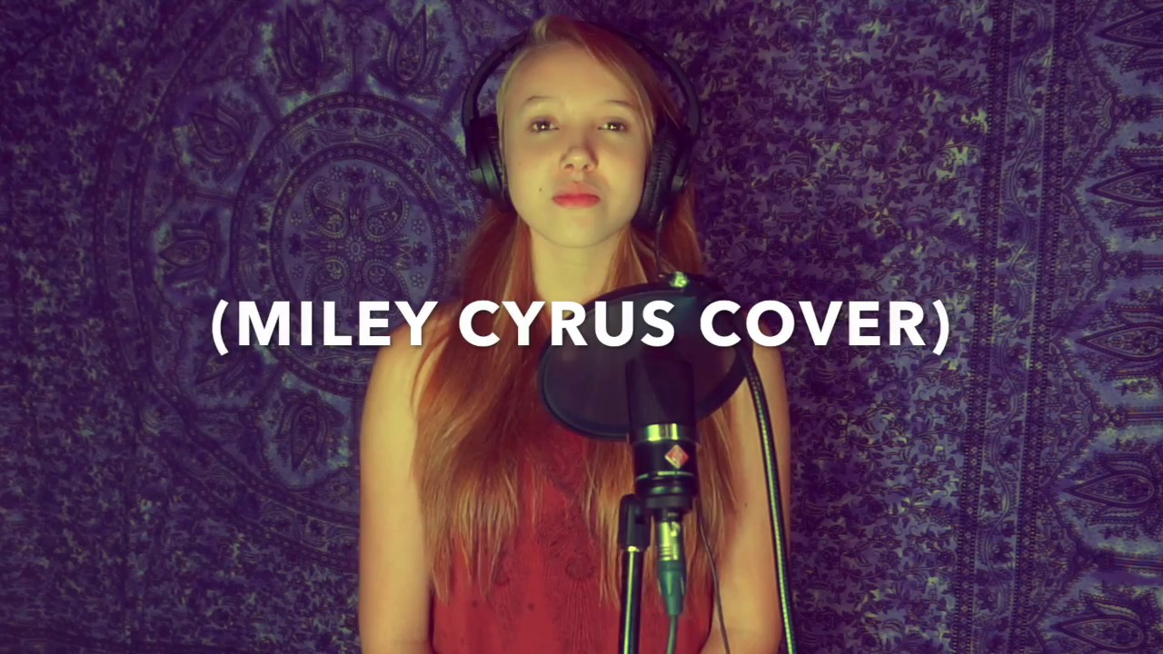 jolene miley cyrus cover veronica brooks youtube
