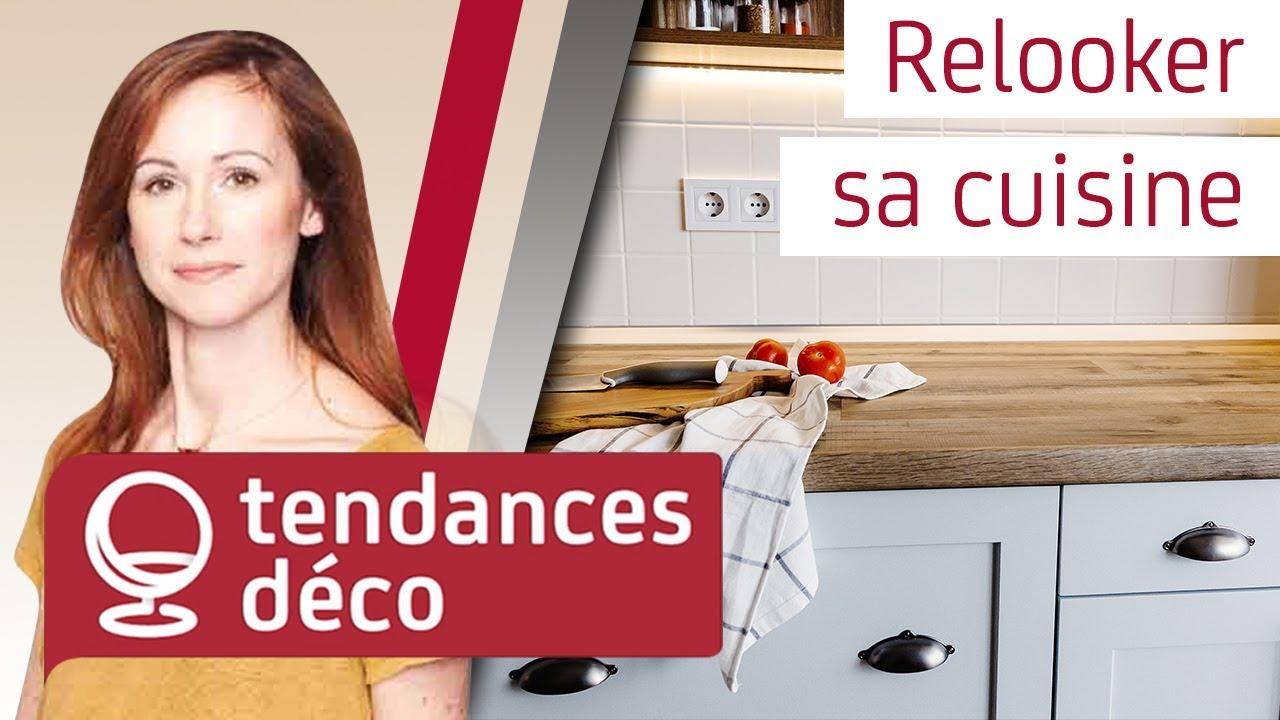 Rénover Une Cuisine En Chêne Massif relooker sa cuisine: tous les conseils de sophie ferjani pour redonner du  style à sa cuisine