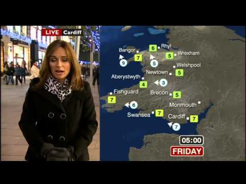 Wales Today - Weather Forecast Gone Wrong