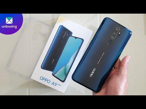 Oppo A9 2020 | Unboxing en español