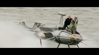 Ксандер Кейдж обезвреживает лодку с бомбой. HD