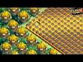 COMO FARMAR MUITO RÁPIDO/UPANDO MUROS RÁPIDO - CLASH OF CLANS