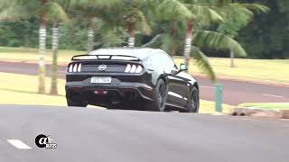 TEST DRIVE MUSTANG - GT 2019