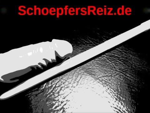 SchoepfersReiz.de - Urethral Sounding - Silikon Dilator 3 Ebenen XL+ 28/1,4 cm