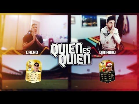 FIFA 16 | QUIEN ES QUIEN? | SOBRES 100K | DISCARD CHALLENGE | VS DJMARIIO