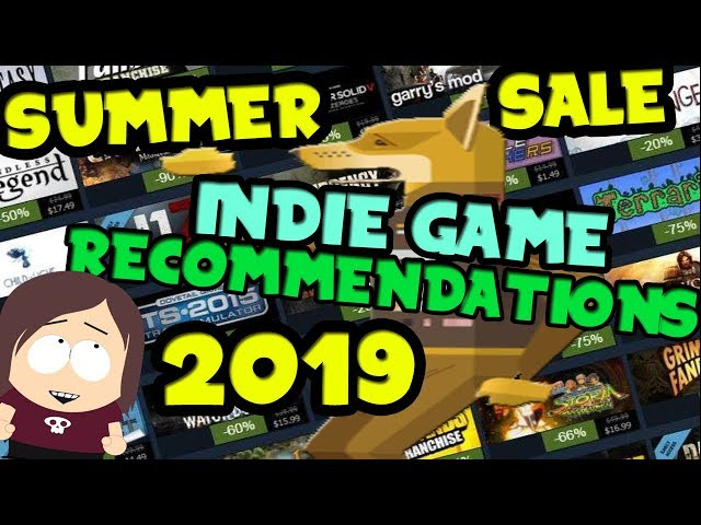Best of Steam Summer Sale 2019 Indie Game Recommendations