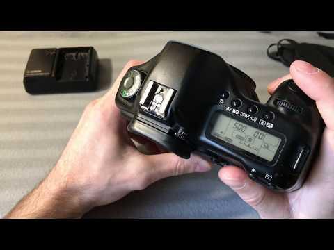 Canon 5D 1. САМЫЙ дешевый полный кадр! Обзор на Первопятак.