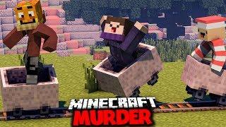 DIESE ACHTERBAHN IST EINFACH UNFAIR ✪ Minecraft Murder