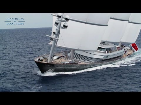 World on Water September 06 15 Sailing News. Maxi Cut, LVACW