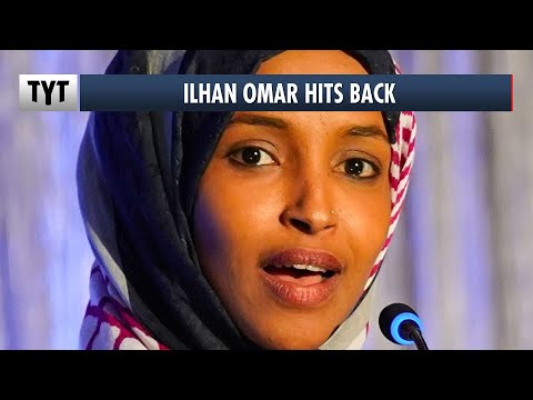 Ilhan Omar's PERFECT Response To Trump Attack