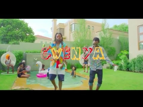 BUFFALO SOULJAH FT KINNAH - GWENYA (OFFICIAL VIDEO)