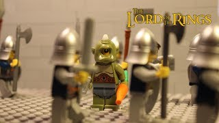 Cover images Lego Cyclops - Lord of the Rings - Stopmotion