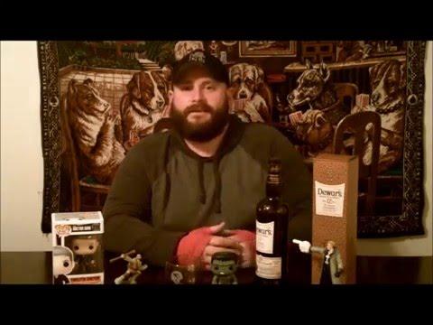 Radd Review: Dewar's 12 Year Old Scotch