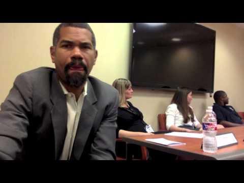 University of Texas Athletics Panel - Social Work In Sports