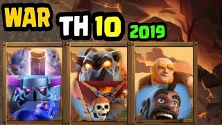 Download Video WAR TH 10 Pake Strategy ini Auto 3 Bintang, Clash Of Clans Indonesia MP3 3GP MP4