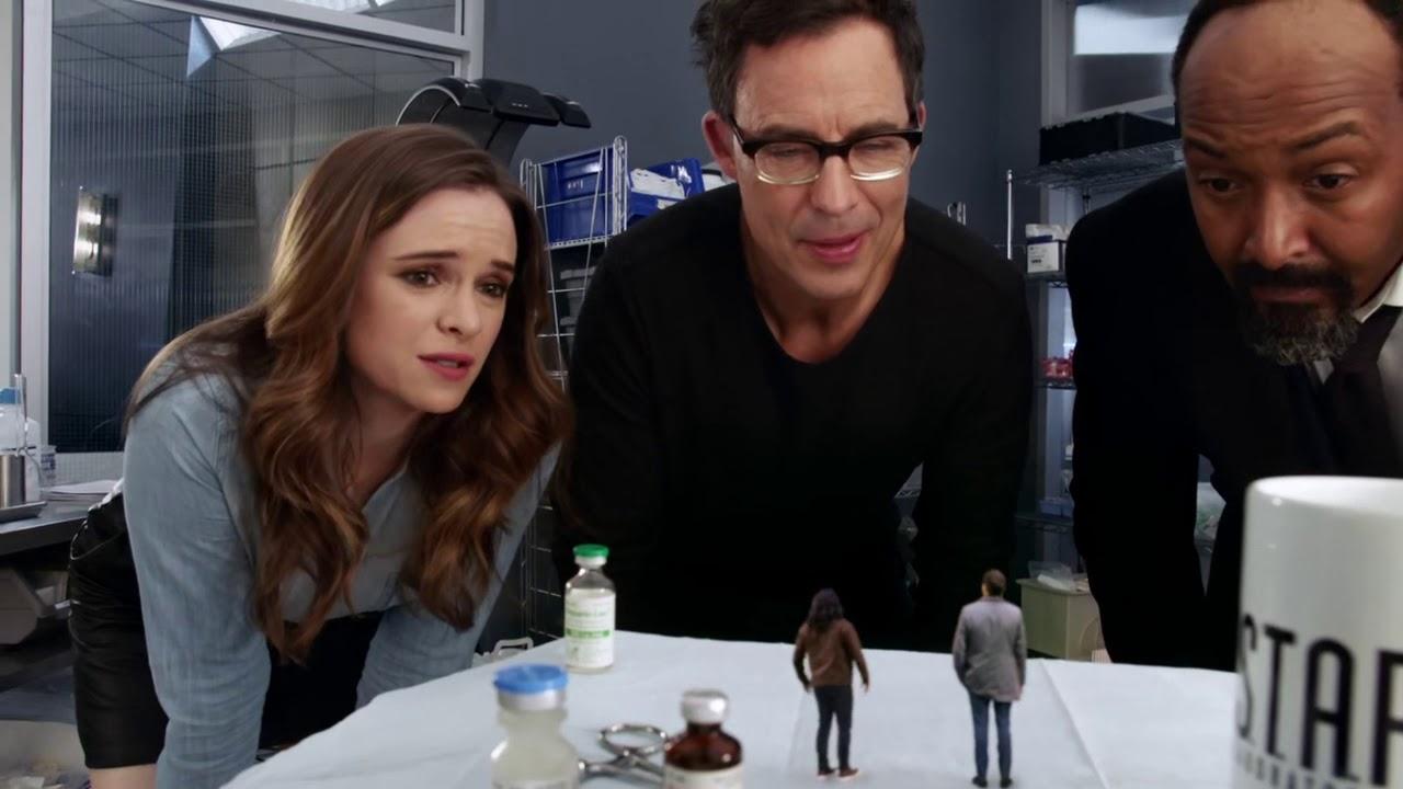Download The Flash Season 4 Episode 12 (Honey, I Shrunk Team Flash) in English