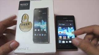Sony Xperia E Budget Android In-depth Review