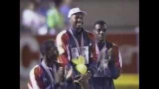 【1991年世界陸上走り幅跳び決勝④】マイク・パウエル6回目から表彰式まで